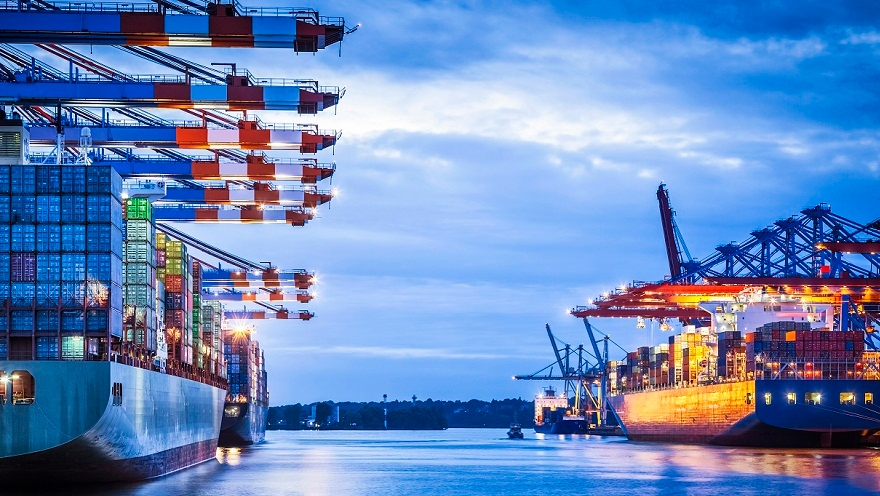 trends in maritime transport and port development in the context of world trade Maritime transportation these transformations partially explain the development of a maritime traffic that technology enabled the maritime trade of.